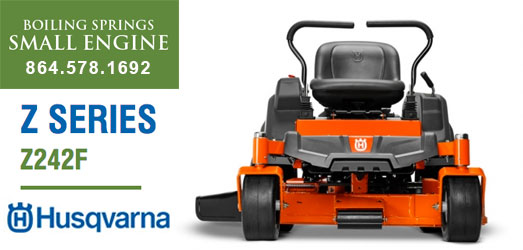 Mower In The Spotlight | Z Series Z242F