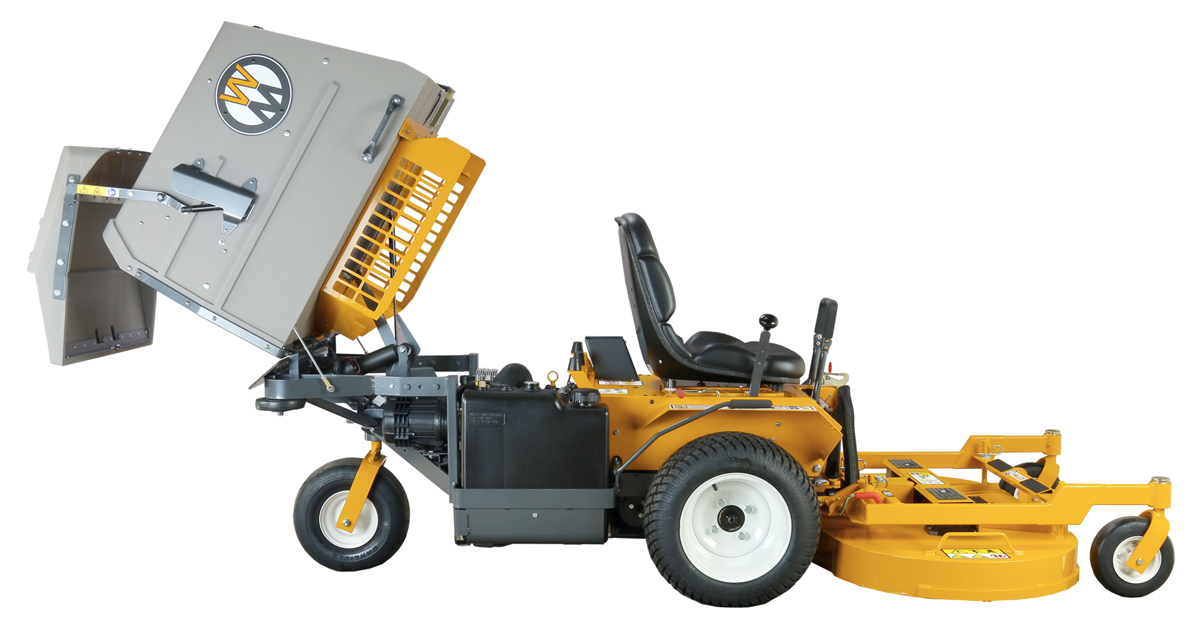 Walker Mower Power Dump for Model S and T