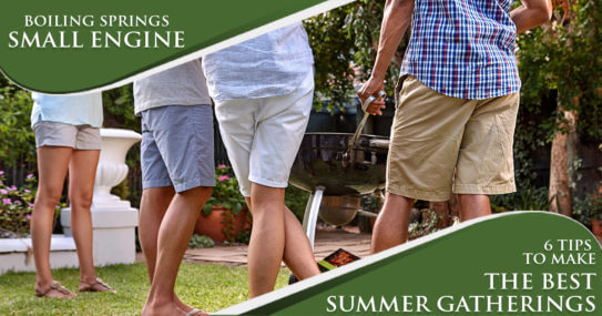 6 Tips To Make The Best Summer Gathering