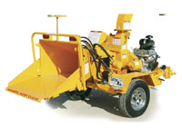 Wood Chipper Rental | Equipment Rental Spartanburg