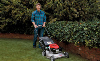 Honda Walking Mowers